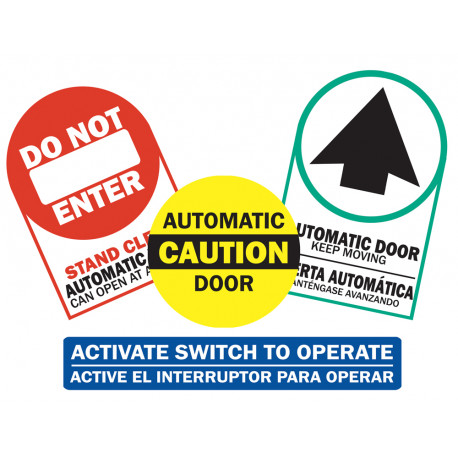 Door Decals & Accessories
