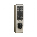 Electronic keypad locks